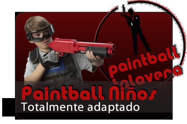 Paintall Talavera para Niños