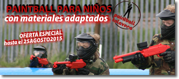 Oferta Paintball Talavera