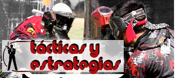 Tácticas y Estrategias Paintball Talavera