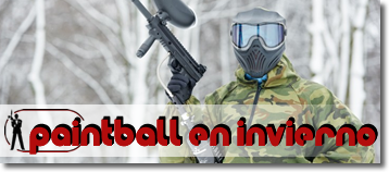 Paintball en Invierno en Paintball Talavera